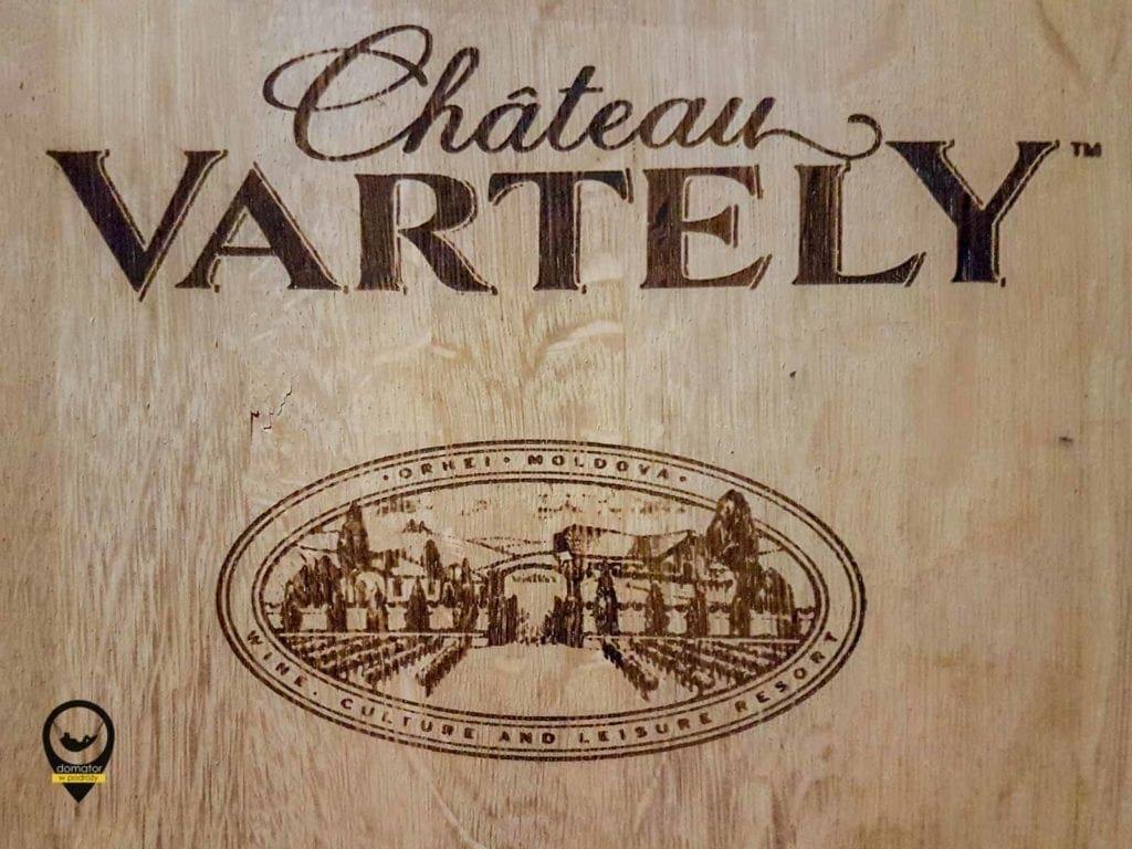 Winnica Chateau Vartely - Mołdawia