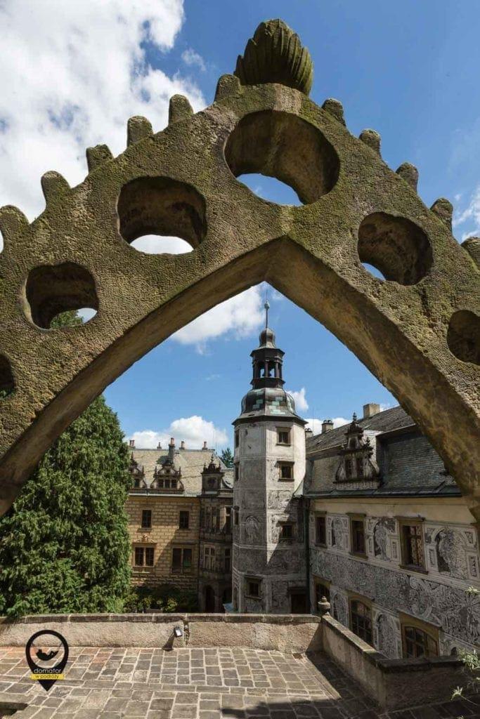 Zamek i pałac Frydlant