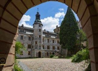 Zamek ipałac Frydlant