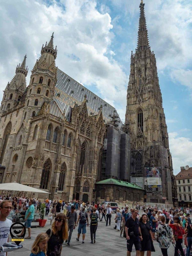 Katedra Św. Szczepana - Wiedeń