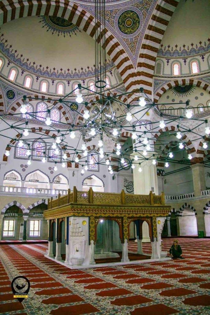 Meczet Azadi, Aszczhabad