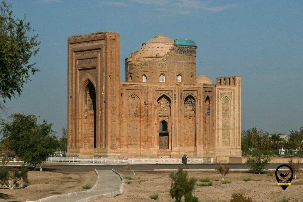 Mauzoleum Turabek-Khanum z XIV