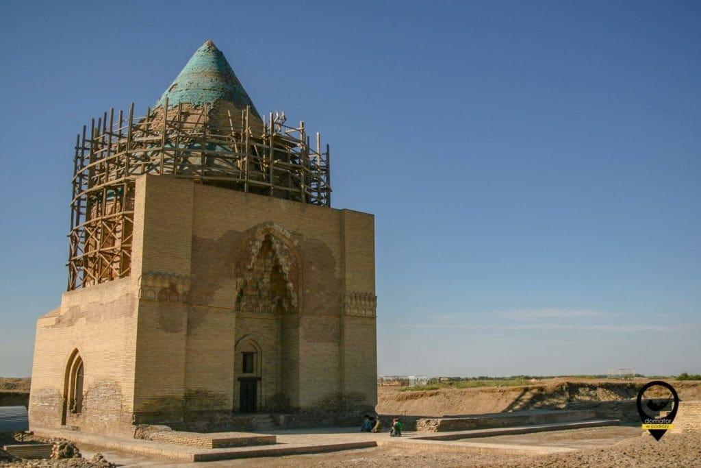 Mauzoleum Tekesh