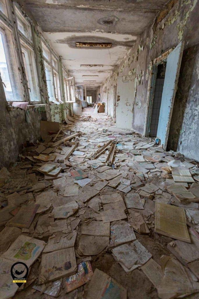 Szkoła w Prypeci