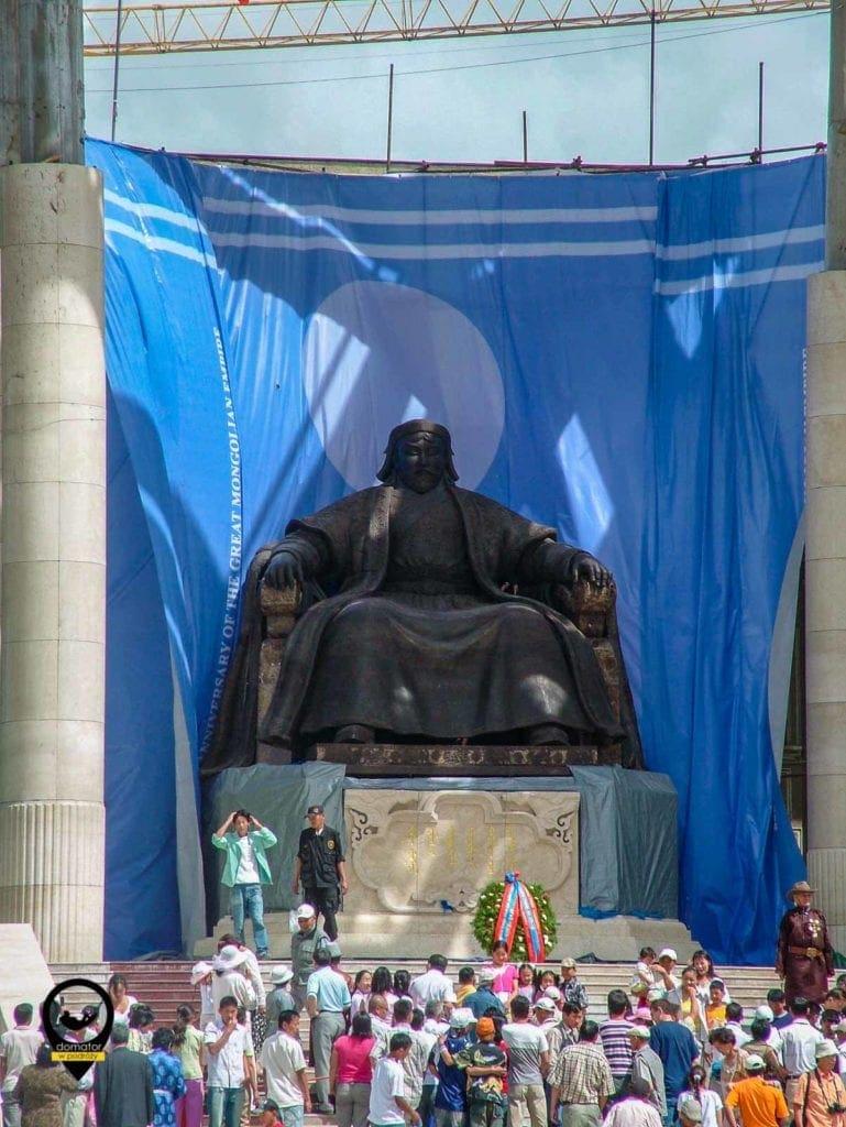 Pomnik Czyngis-chana