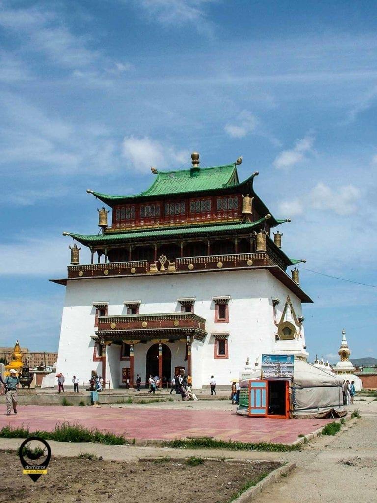 Świątynia Migjid Janraisig Süm