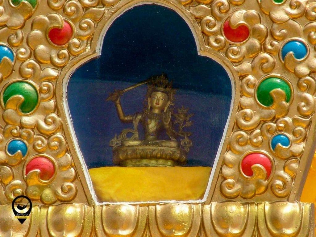 Relikwia wewnątrz Suburganu