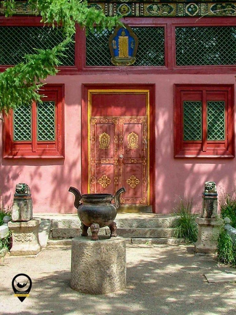 Gandan-Świątynia Ochidara