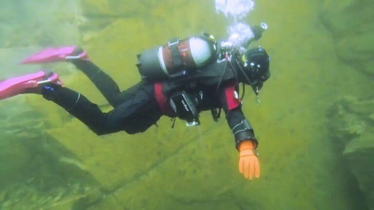 Kamieniołom Horka – nurkowanie na koniec lata
