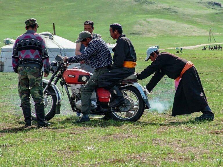 W drodze do Mongolii przez Rosję, czyli oszukać przeznaczenie.