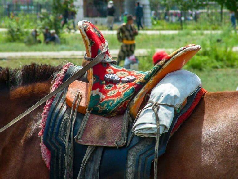 Naadam, jak świętują Mongołowie